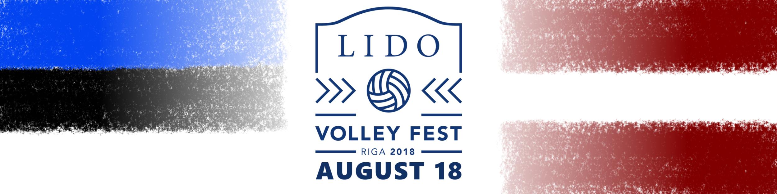Lido VolleyFest 2018